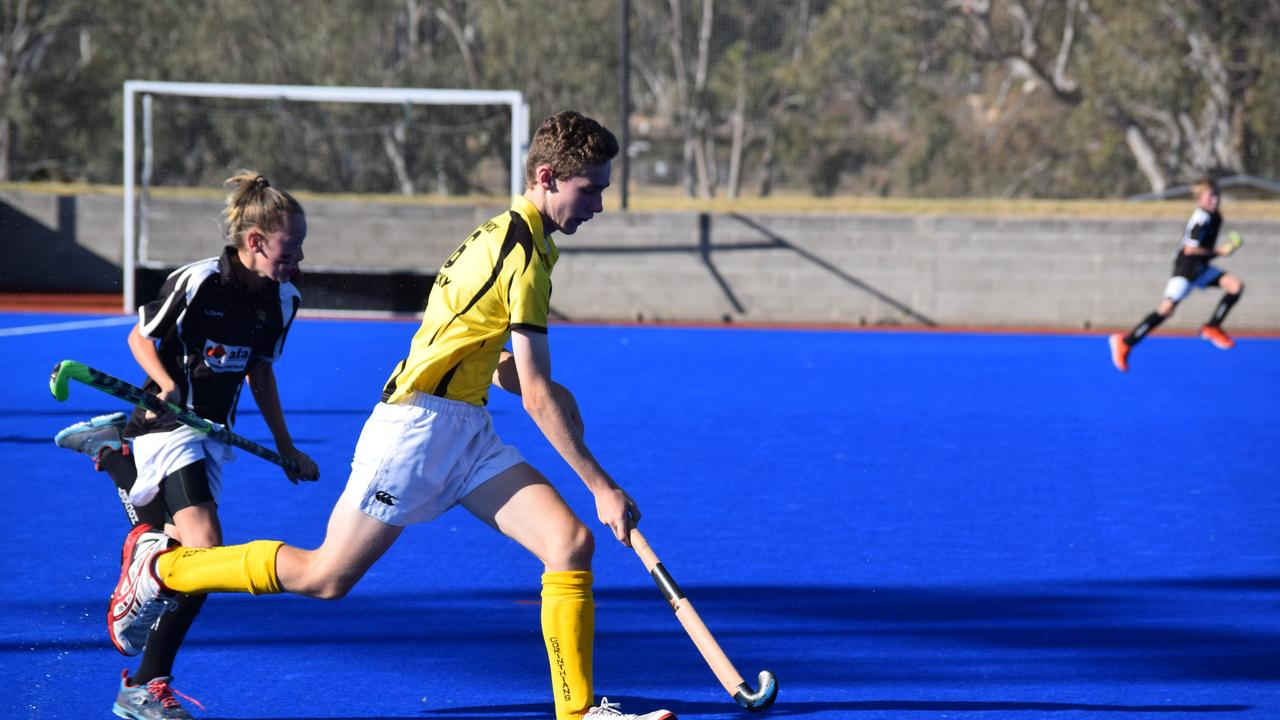 ON THE FIELD: The Warwick Hockey Association has set a definite return date, giving renewed hope for the region's community sporting clubs. Picture: contributed