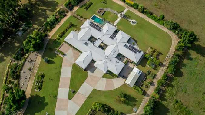 Former minister's lavish country estate up for sale