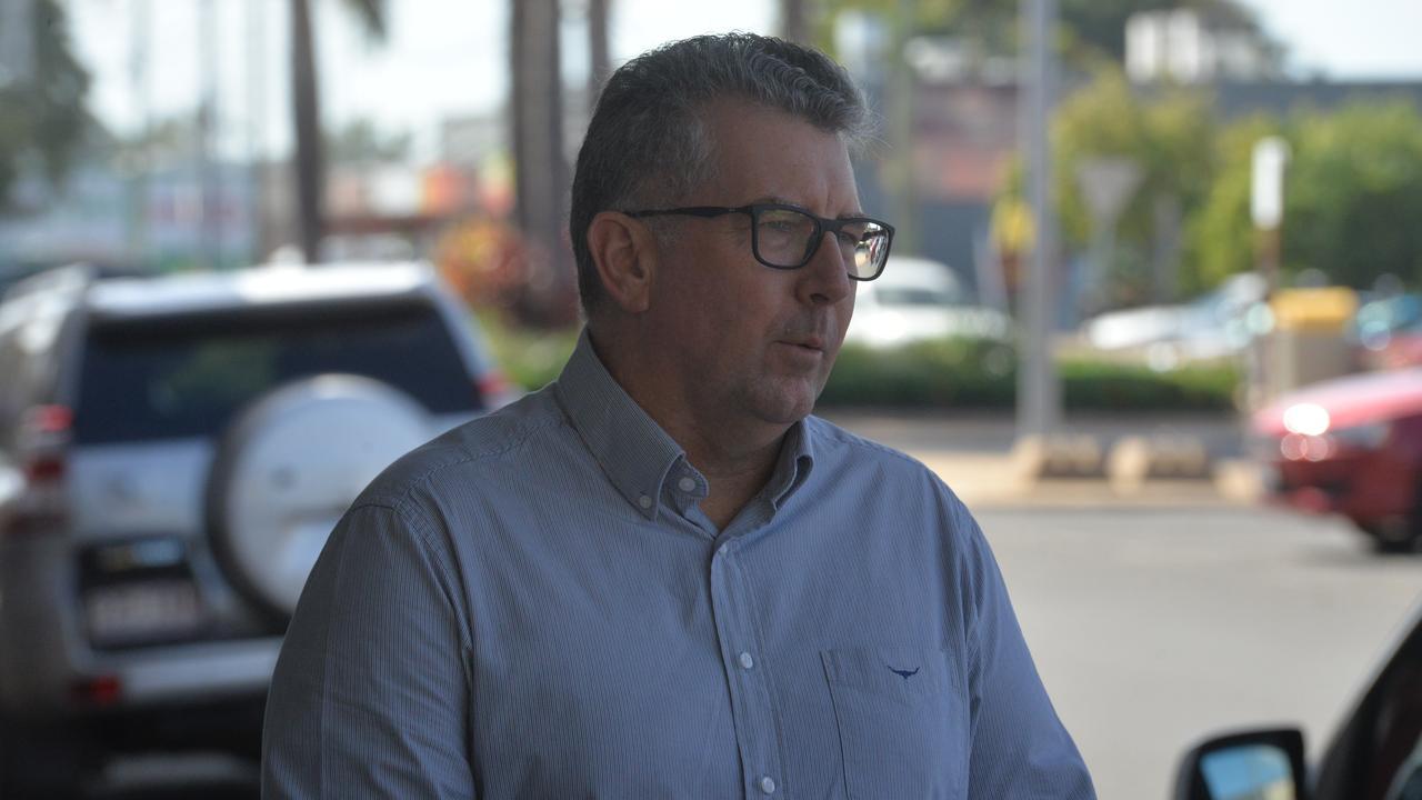 Hinkler MP Keith Pitt said the package would help keep tradies in jobs.