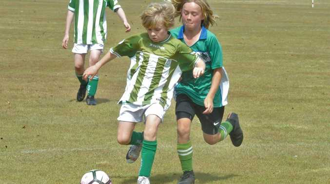 Junior football leading charge for return to the pitch