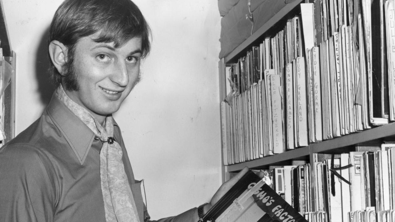 Dennis Cometti began his media career as a disc jockey at radio station 6KY in the late 1960s.