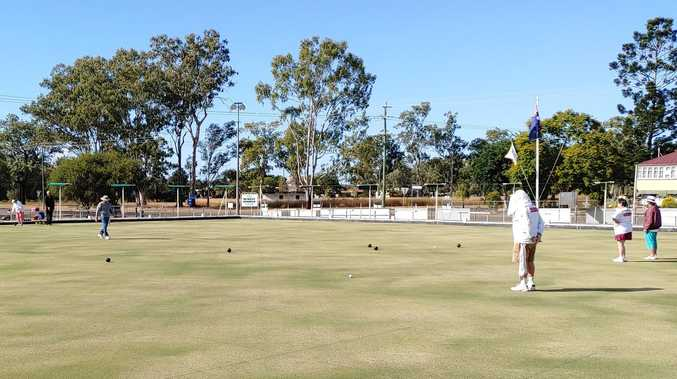 No holding back Toogoolawah bowlers after greens reopen
