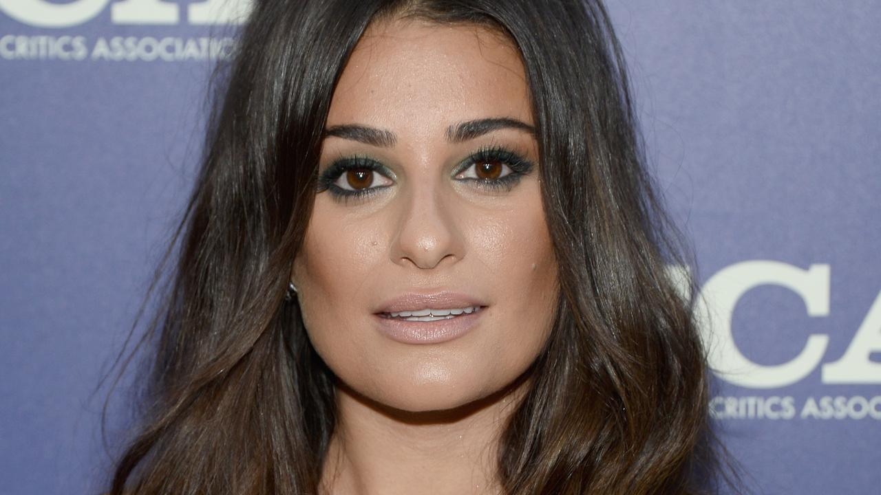 Lea Michele has apologised amid allegations of bad behaviour on the set of Glee. Picture: Matt Winkelmeyer/Getty Images