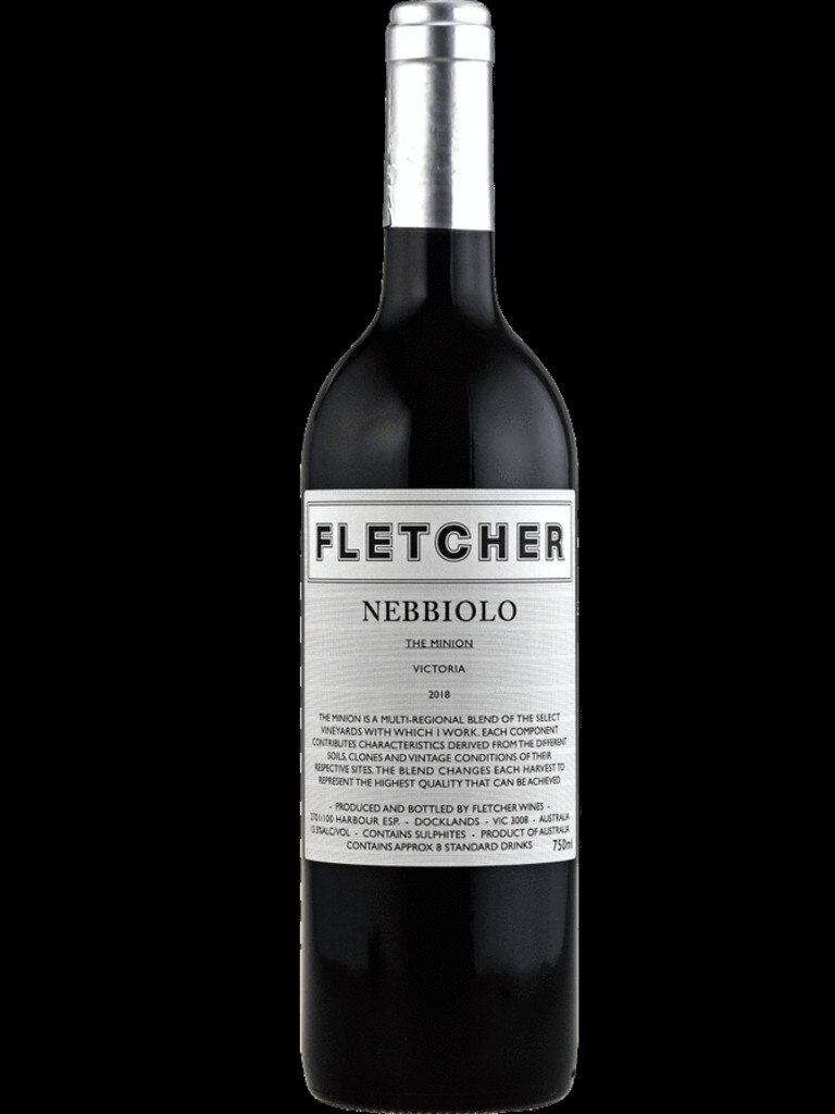 2018 Fletcher 'Minion' Nebbiolo, Central Victoria