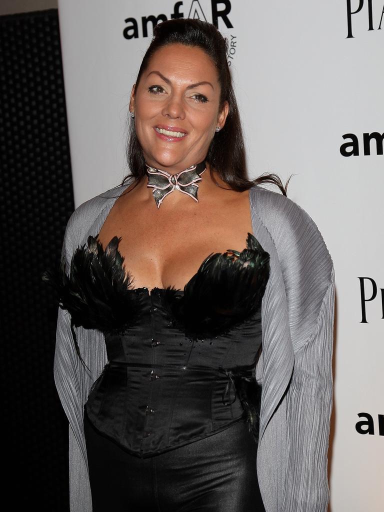 Hermine at amfAR Inspiration Gala at Pavillon Gabriel in 2011. Picture: Marc Ausset-Lacroix/Getty Images