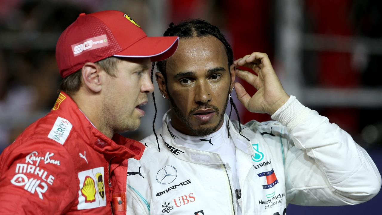 Sebastian Vettel's career may have another twist in it yet.