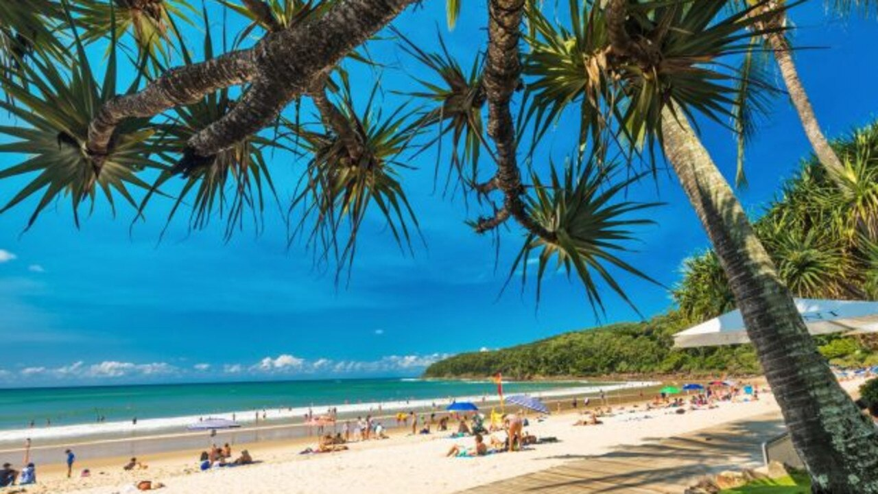 Noosa needs us Victorians and Kiwis back up there spending.
