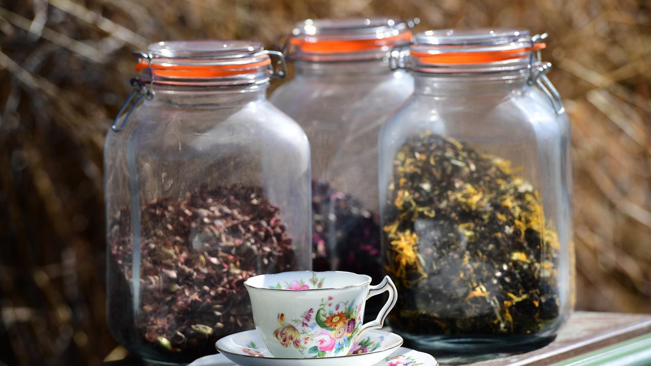 BEST BREW: Sara Pardon has a tea making business called Ettie & Dorrie. Picture: Mike Knott