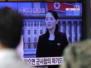 'Human scum', 'mongrels': Kim's sister explodes