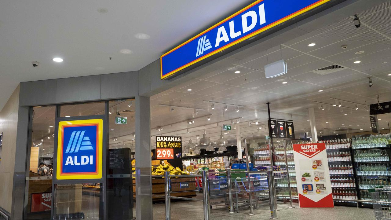 Two Aldi products have caused confusion among customers. Picture: Matthew Vasilescu/AAP