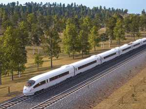 Reality of high-speed rail for CQ