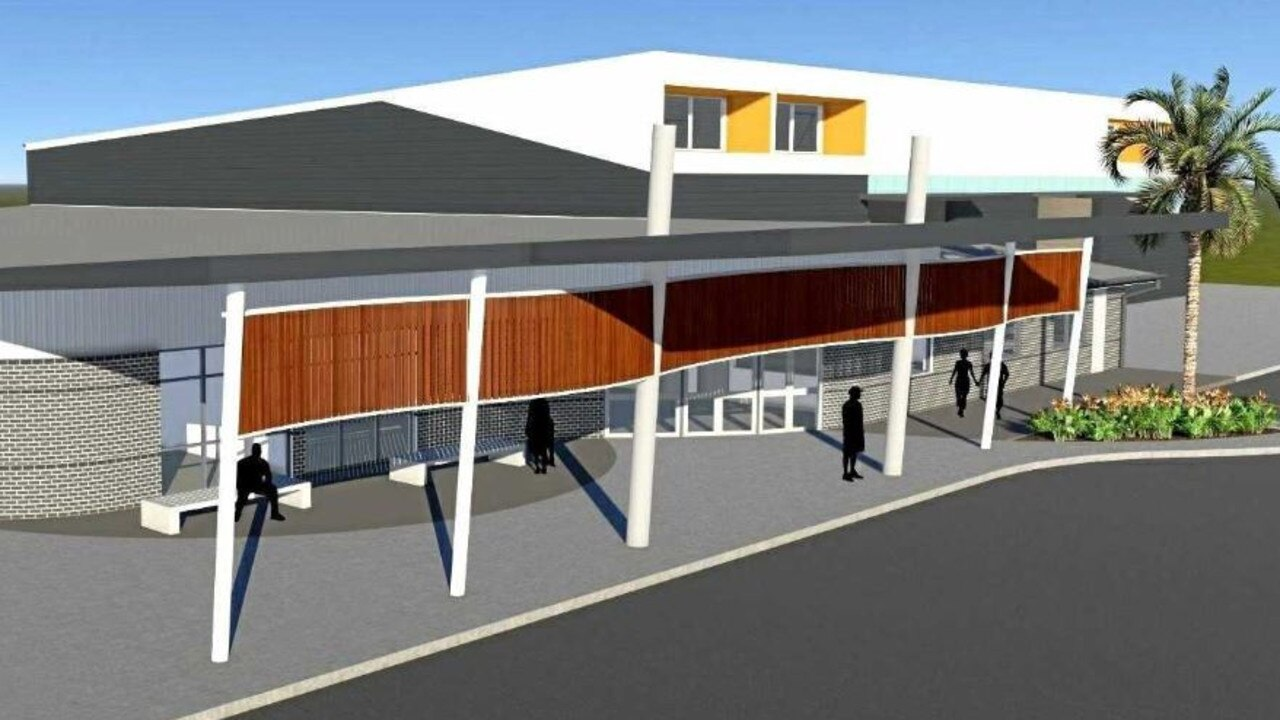 The proposed West Woolgoolga Sports Complex.