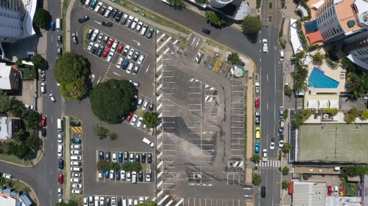 Brisbane Road Carpark site.