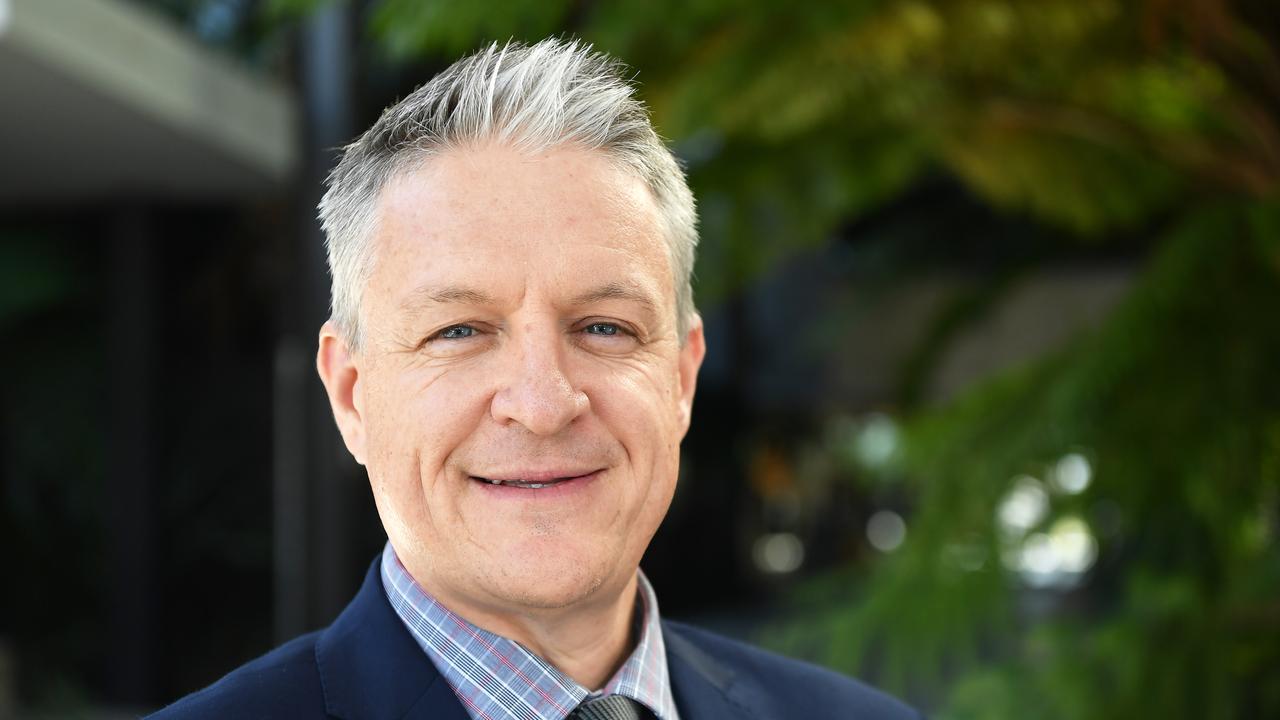 Justin Greenwell is the new CEO for Ramsay Health Sunshine Coast. Photo Patrick Woods / Sunshine Coast Daily.