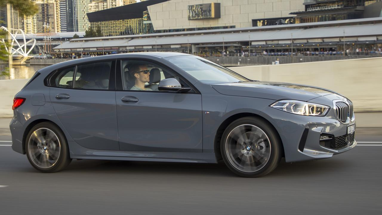 BMW's little hatch comes with five years servicing.