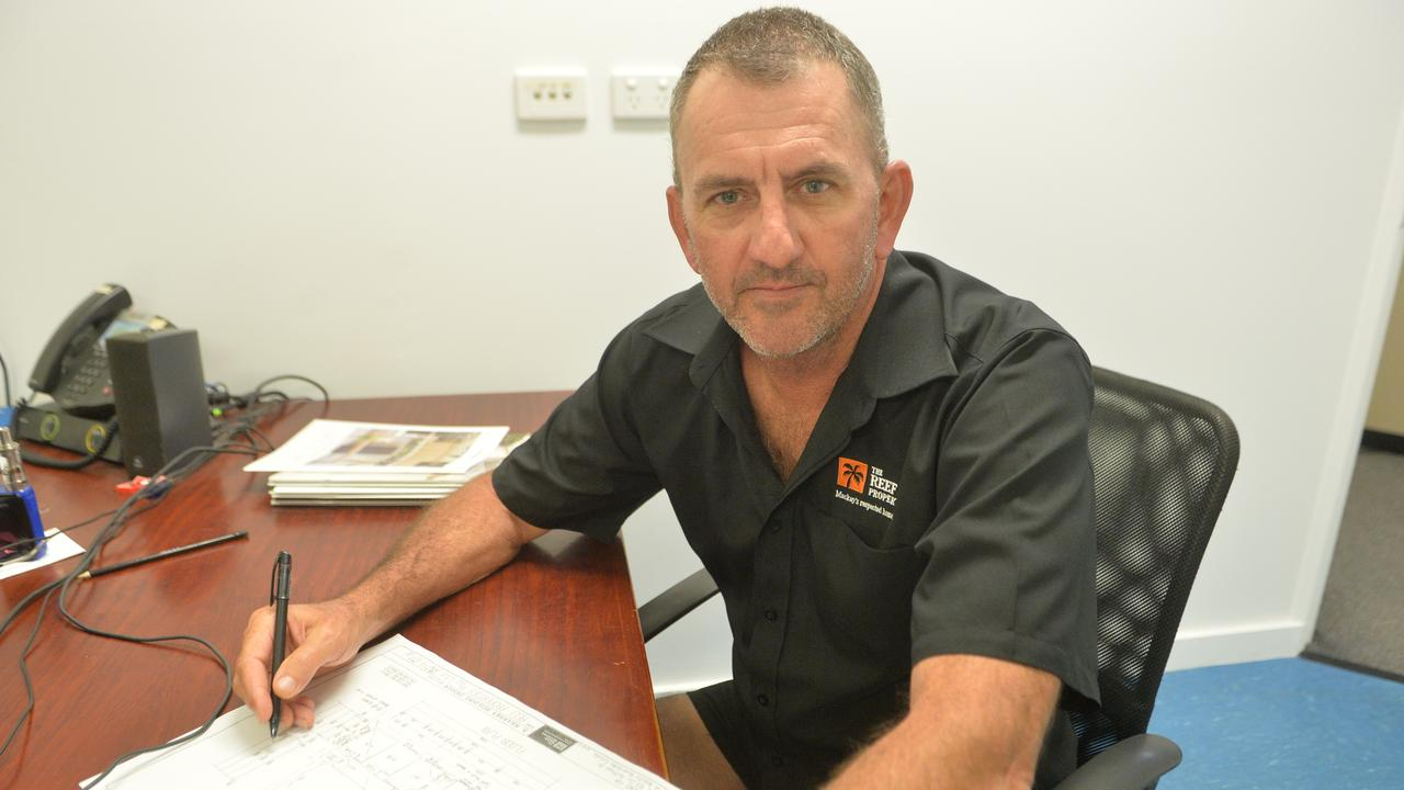 Reef Properties owner Glenn McGrath said a flood of inquires to build new homes had come in after the Federal Government announced the $25,000 Home builder grant on Thursday, June 4.