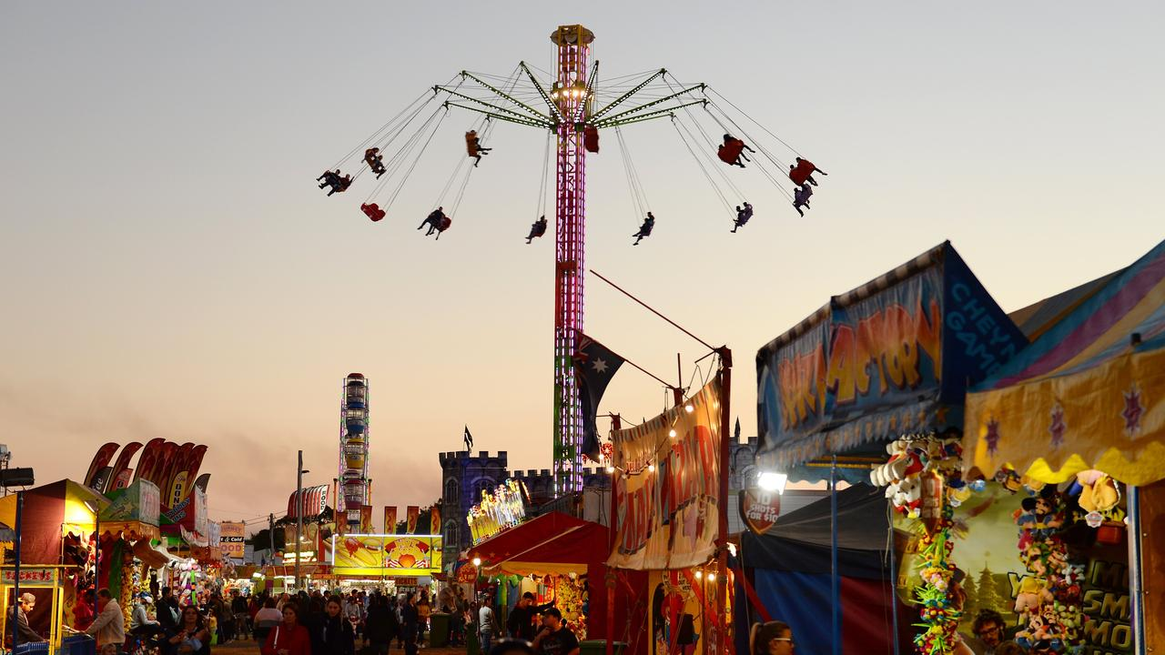 The Mackay show holiday was set for Thursday June 18, but it has been moved to August.