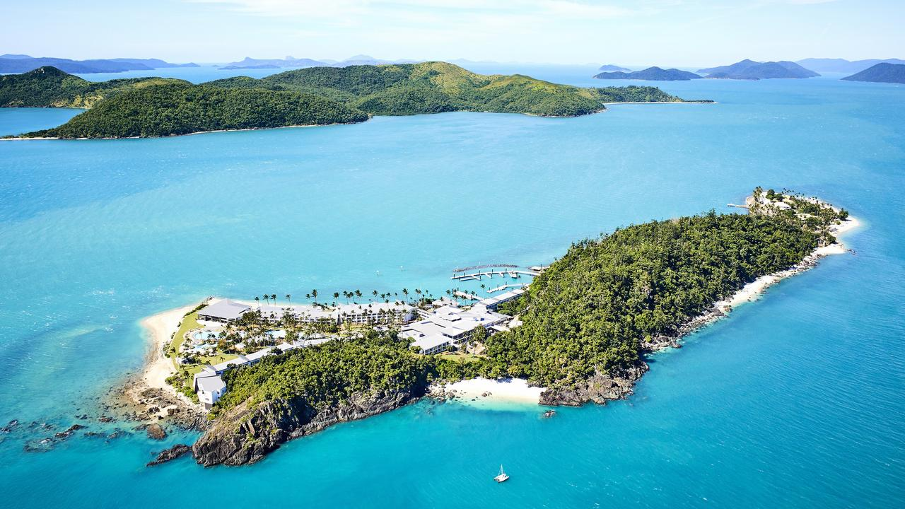 Daydream Island will reopen to visitors on July 1. Picture: Supplied.