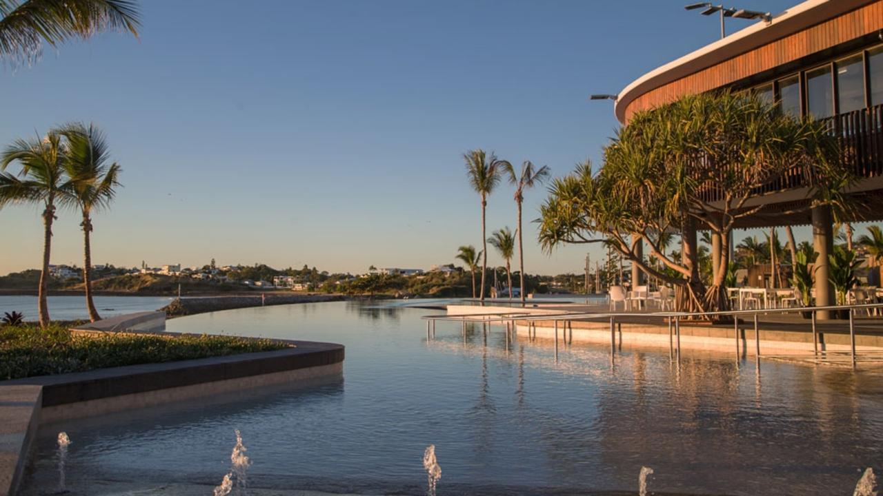 The Yeppoon Lagoon will be reopened to the public from tomorrow.