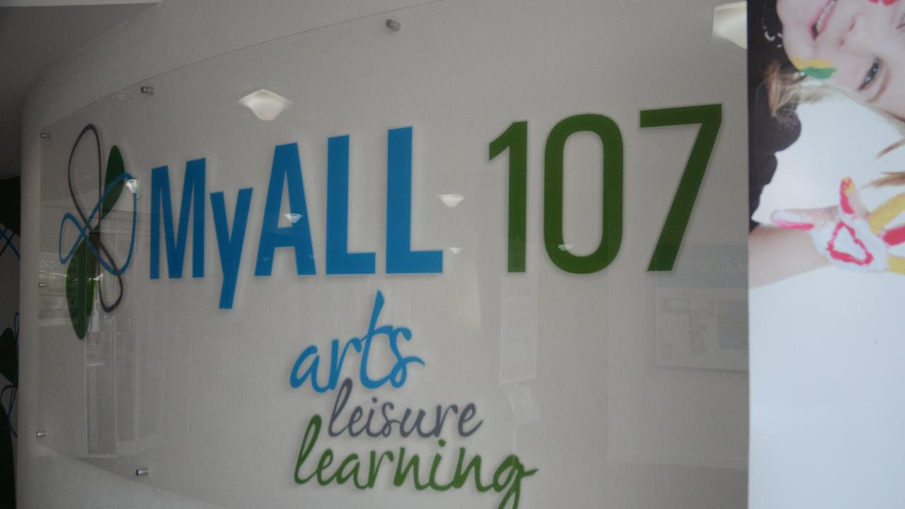 MyALL 107 is receiving upgrades from the Building Better Regions Fund.