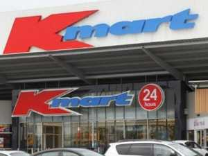 Kmart says COVID causing empty shelves