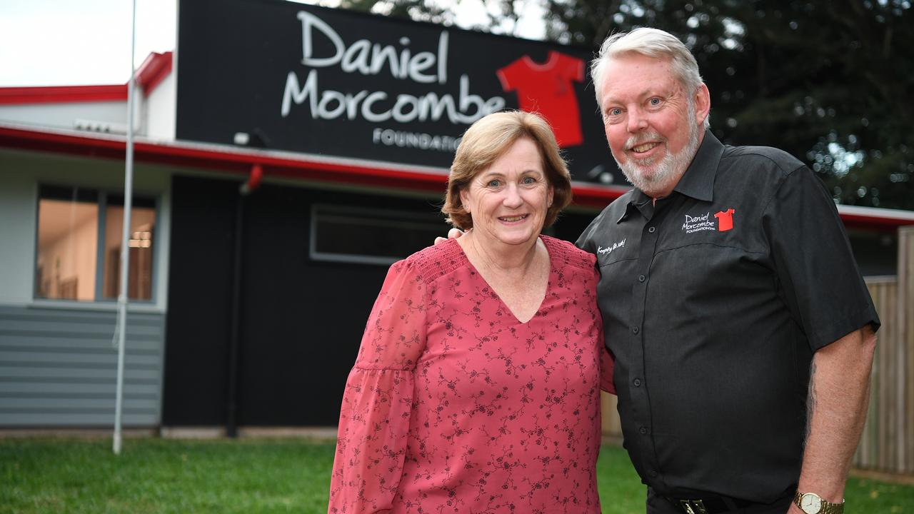 Bruce Morcombe OAM and Denise Morcombe OAM have been added to the list of Queensland Greats.