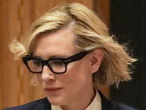 Cate Blanchett suffers head injury in chainsaw accident