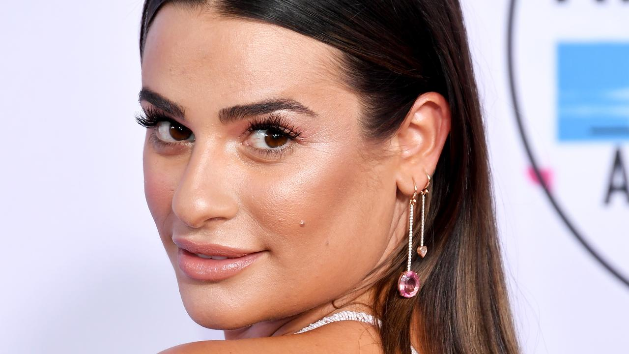 Glee star Lea Michele has been called out for years of alleged workplace bullying. Picture: Neilson Barnard/Getty Images