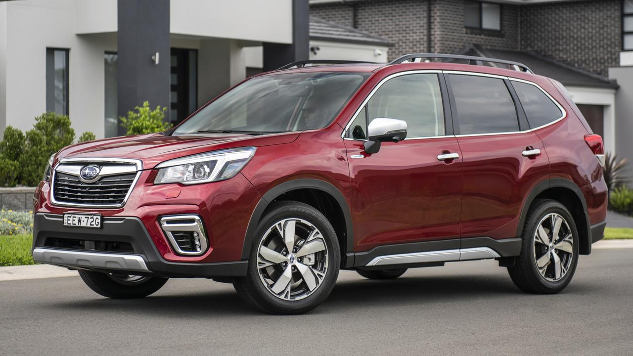 Buyers of the Subaru Forester can expect two years of free servicing.