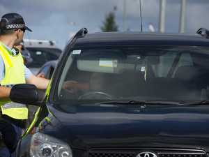 DOUBLE DEMERITS: Extra eyes on drivers this weekend