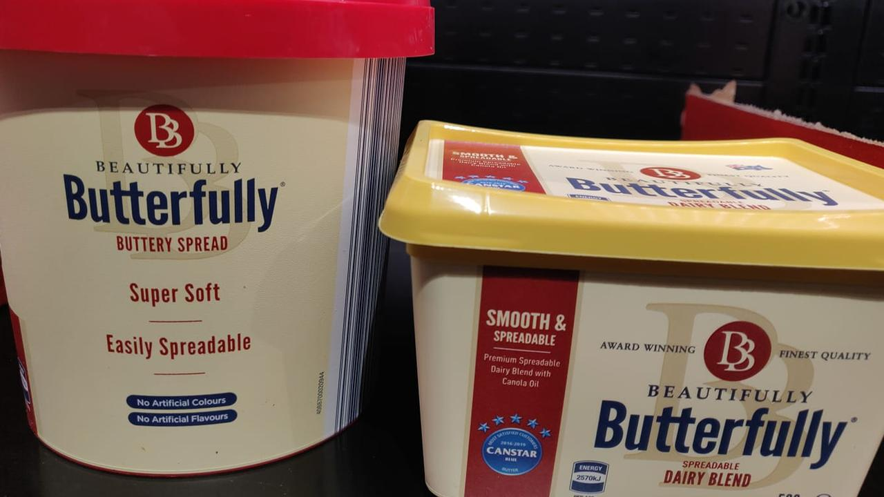 The two Aldi products look almost identical – but there's a catch, according to some shoppers.