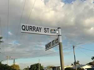 Can you spot the mistake on this Mackay street sign?