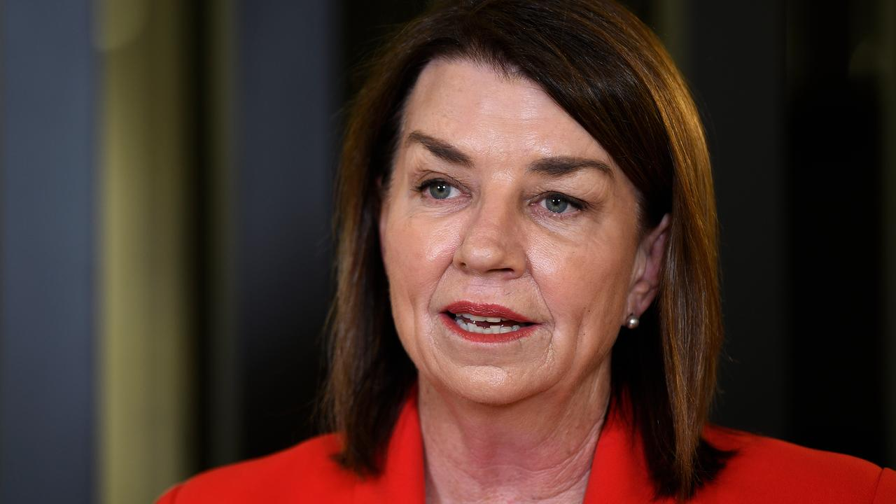 ABA boss Anna Bligh says the investigation reveals a 'shocking insight'. Picture: Bianca De Marchi/AAP