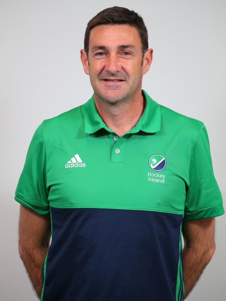 Ballina product Sean Dancer nows coaches the Irish women's team. Photo Kelvin Boyes.