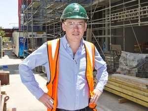 Frontrunner emerges for major hotel build