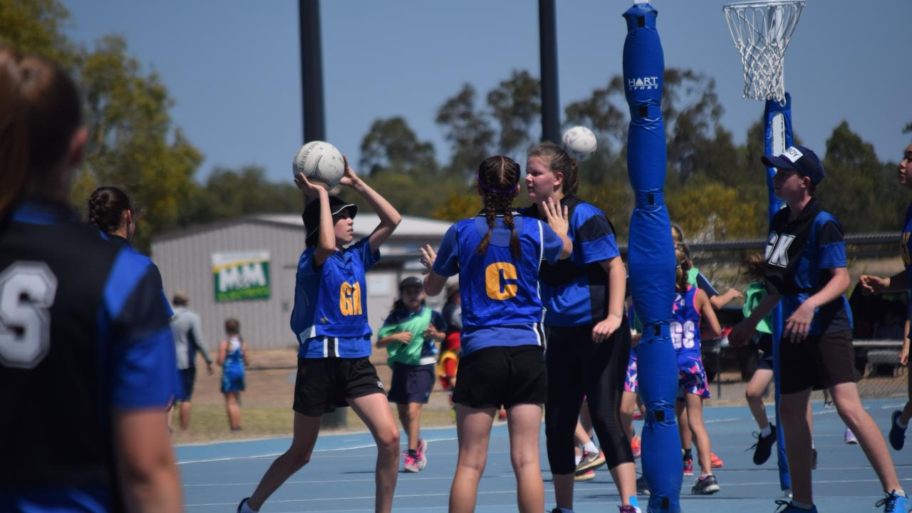 GOAL ATTACK: The Biloela Netball Association will hit the court Monday for their first training session back since the start of lock down.
