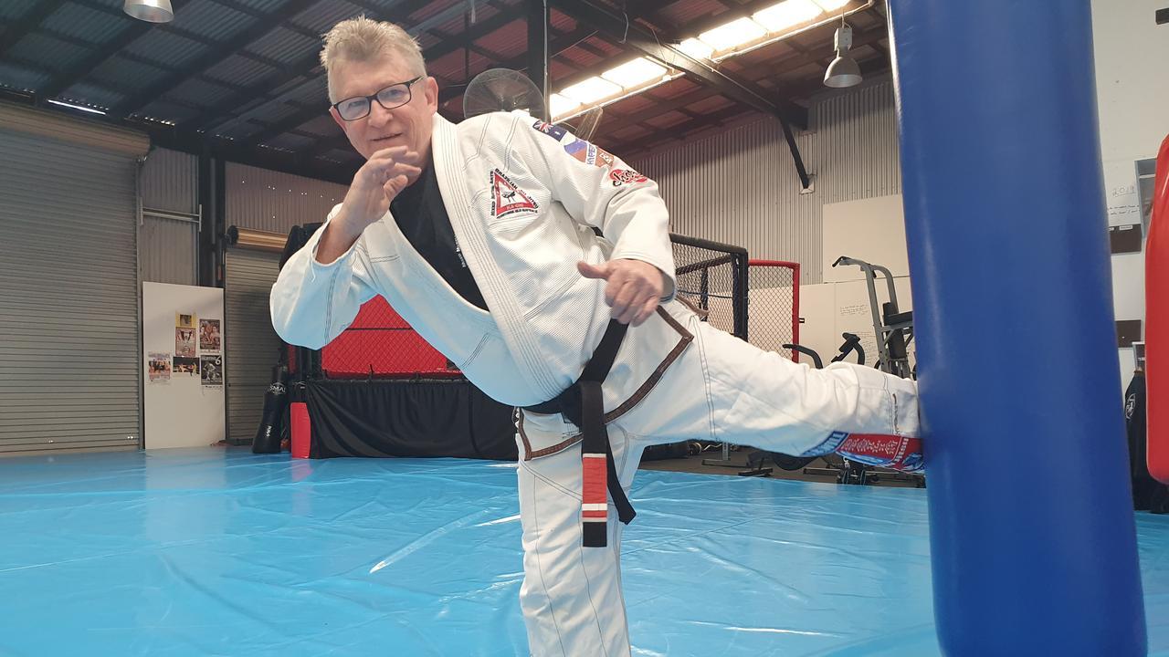 Joe Perry runs Kachi Mixed Martial Arts.