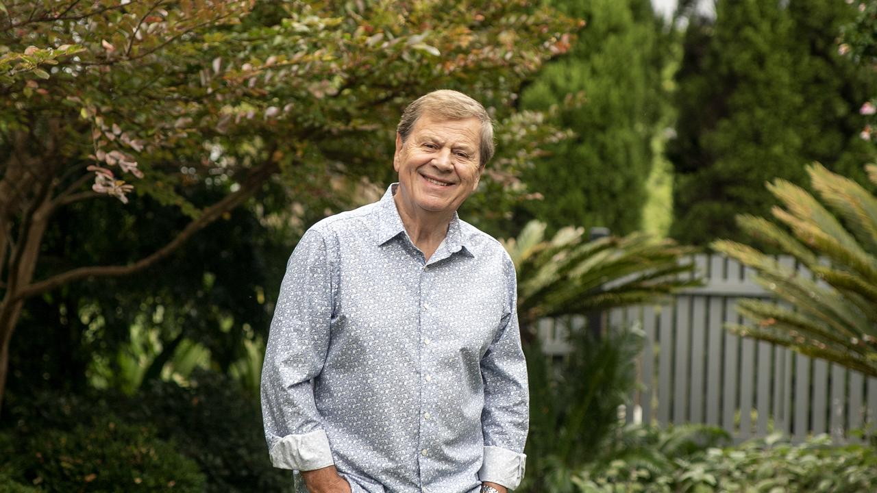 Australian TV legend Ray Martin.