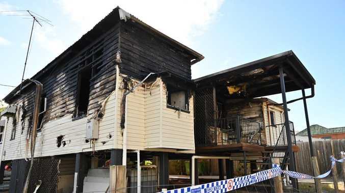 Fire rips through Ipswich home overnight