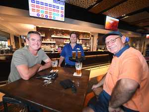 CHEERS: Time to break the pub drought, Fraser Coast