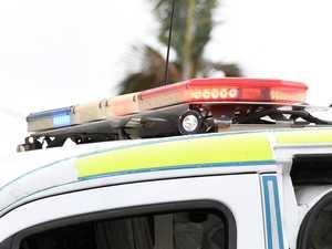 Rescue chopper tasked to motorbike crash