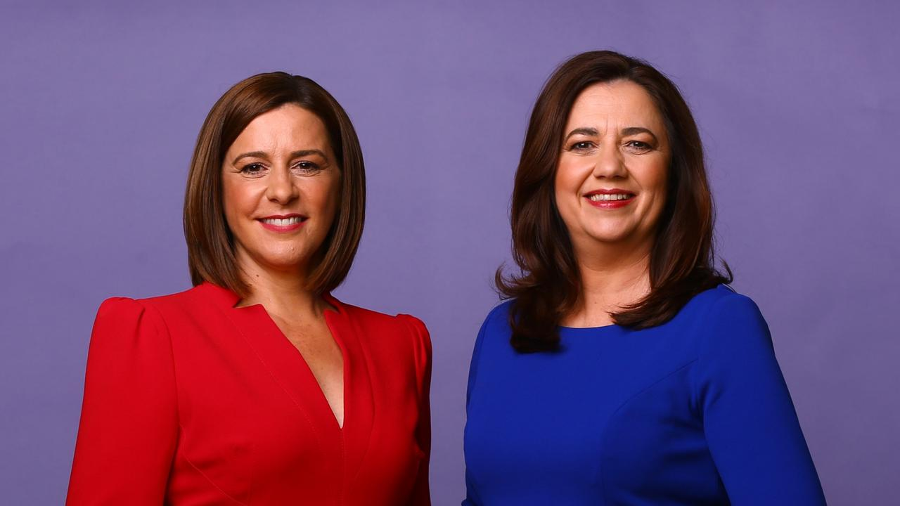 Annastacia Palaszczuk's popularity is rebounding after leading Queensland during the coronavirus pandemic, but the same cannot be said for her party.