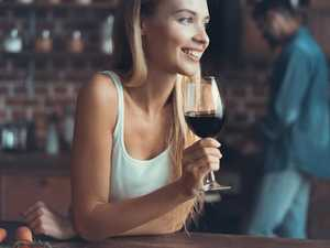 Virus drives women to drink