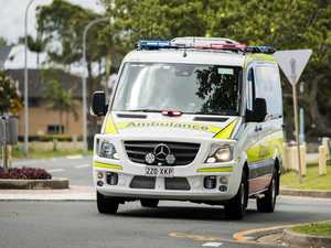Primary school student hit by passing motorist