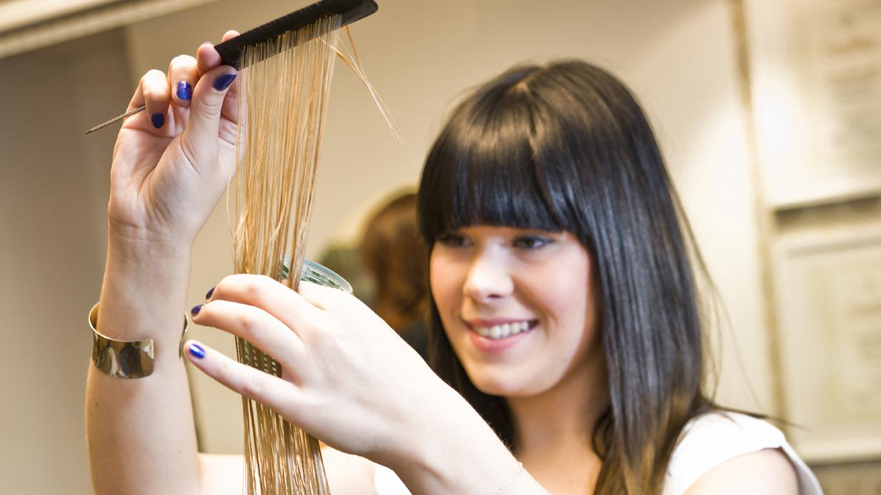 A CUT ABOVE: The votes are in for Warwick's best hairdresser. Picture: contributed