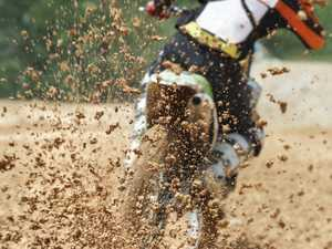 Second motorbike crash near motocross park