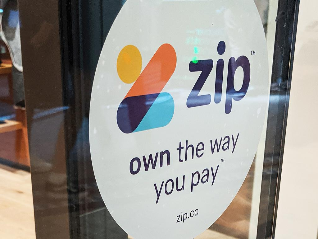 Zip pay is popular despite the risks. Picture: AAP