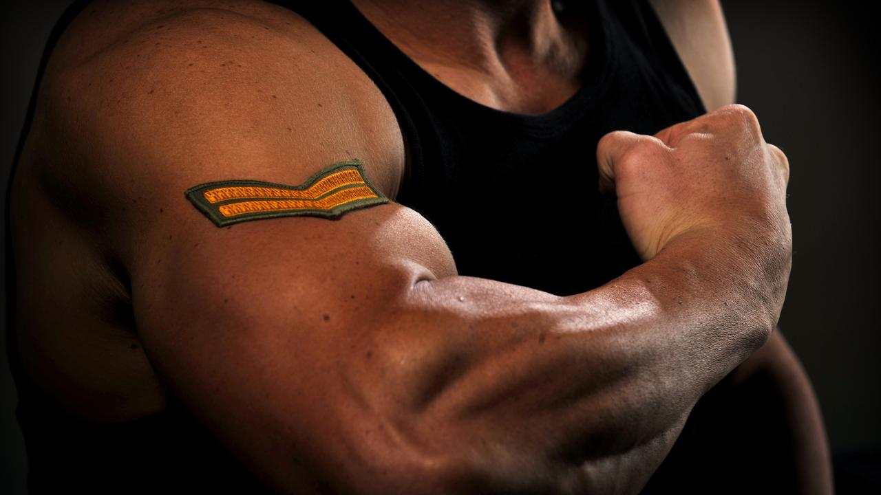 Gym fanatics will be able to build their muscles once again.
