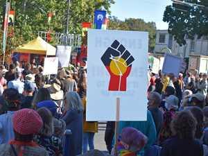 Lismore protest put us 'at great risk': Kevin Hogan