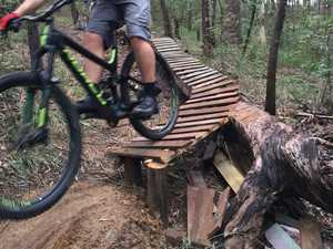 Ambos called to popular mountain bike track twice in a day